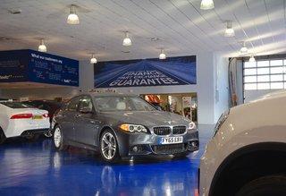 BMW 5 Series (2010-2017)