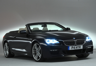 BMW 6 Series Convertible (2011-present)