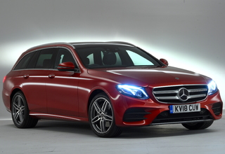 Mercedes-Benz E-Class Estate (2016-present)