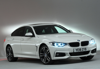 BMW 4 Series Gran Coupe (2014-present)