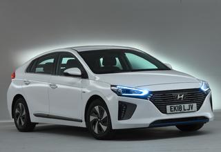 Hyundai Ioniq (2017-present)