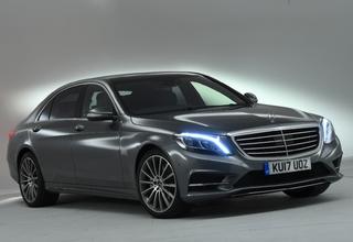 Mercedes-Benz S-Class (2014-present)